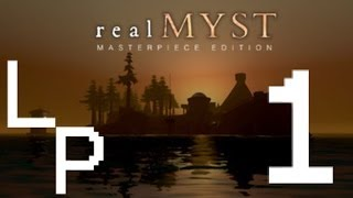 Let's Play realMyst Masterpiece Edition (Part 1: Plenty o' Switches)