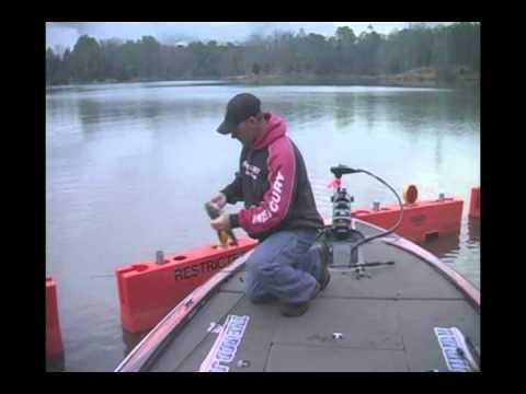 SC Winter Top Water Fishing,  Lake Wylie & Lake Norman NC Bass Fishing Guide Rusty White,NC Fishing