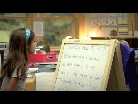 High Meadows School: what kindergarten should be.
