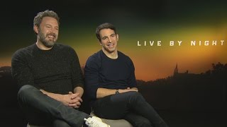 Live By Night: Ben Affleck shows us how to be from Boston