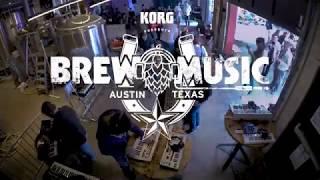 Brew Music with Korg: Zilker Brewing Co, Austin