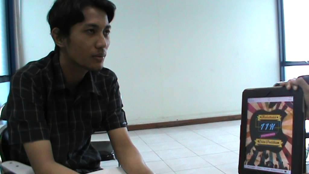 """Manfaatkanlah TIK dalam dunia Pendidikan"""" wawancara Mahasiswa part 2"""