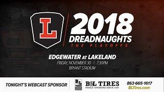 Lakeland Dreadnaught Football