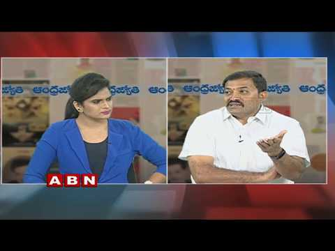 Debate | Jagan Slams CM Chandra babu over Bharathi's Name In ED Charge Sheet | Public Point | Part 1