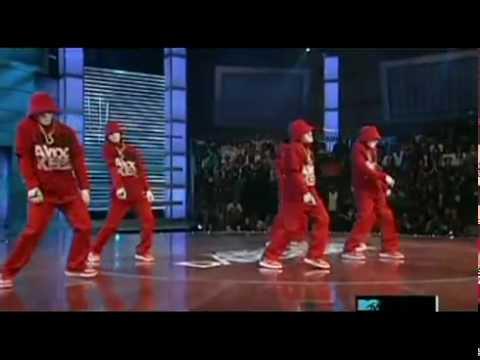 Jabbawockeez Red Pill Hq video