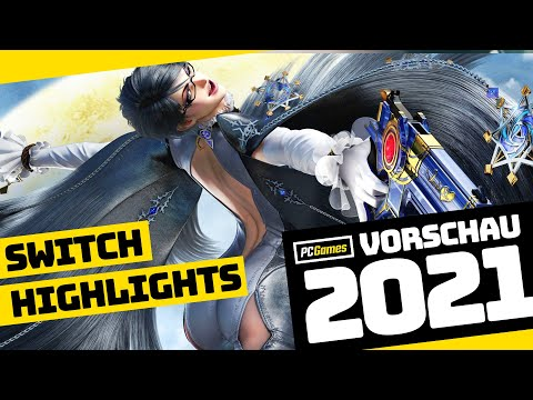 Switch-Releases 2021 | Neue Nintendo Switch Spiele-Highlights