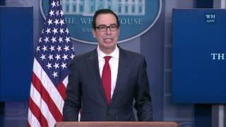 6/29/17: White House Press Briefing