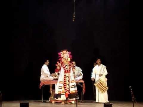 Shivashankara Balipa - Veera Dasharatha Nrupathi & Mantri Mahaveera video