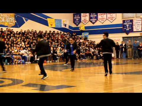 Poreotics Visits La Quinta High School