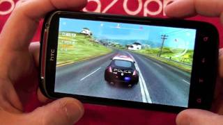 HTC Sensation XE Multimedia & Game Focus Video by batista70phone