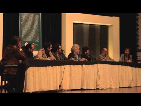 Escritores colombianos interrogados en la Feria del Libro, Bogotá 2013