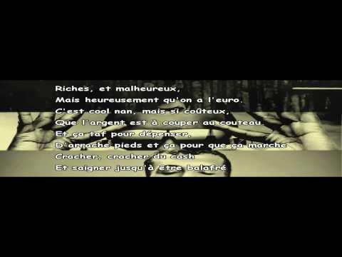AVF - Stromae feat. Maitre Gims & Orelsan (Paroles & Lyrics)