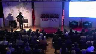 Music performance | Bai Kamara Jr | TEDxWWF