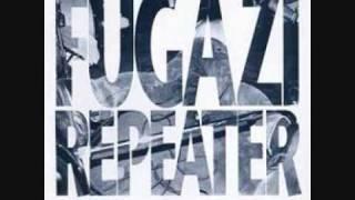 Watch Fugazi Shut The Door video