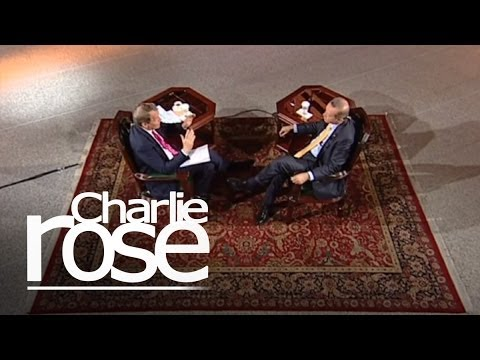 Erdogan on Why Turkey Banned Twitter | Charlie Rose