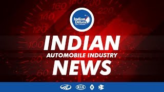 Indian Automobile News - Mahindra & Mahindra, Kia Motors, Renault India, Bajaj and Uber