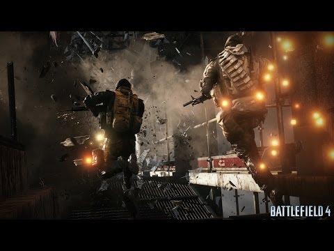 ★battlefield 4 - Ultra - Explosion Effects★ video