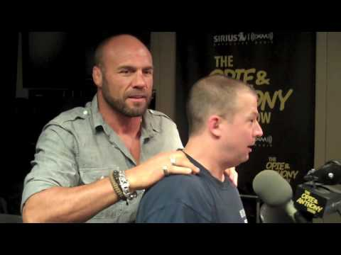opie's eye - Randy Couture chokes out Jim Norton