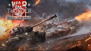 War Thunder: US Tanks Trailer / Трейлер американской техники
