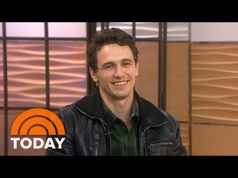 James Franco Talks 'The Sound And The Fury,' 'Making A Scene' | TODAY