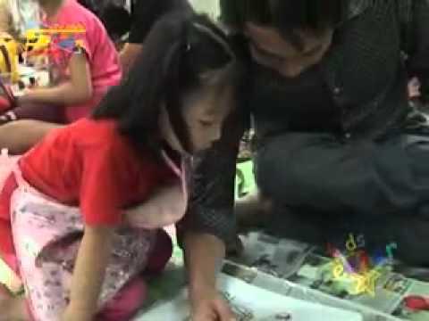 Kursus Handicraft untuk Anak & Remaja. Pelatihan Handicraft