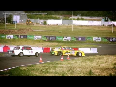 battle for third place  3stage Moscow RDS РДС Москва 2011 Russian Drift Series