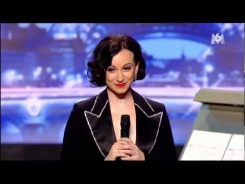 Incroyable Talent 2012 - Michelle L'amour Dirige Avec Ses Fesses video