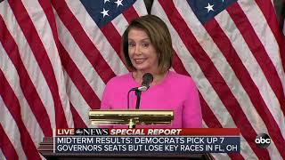 Nancy Pelosi commends Jared Polis on his gubernatorial victory
