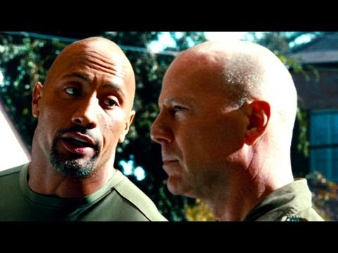 movie - GI JOE 2 Retaliation Trailer 2 - 2013 Movie - Official [HD]