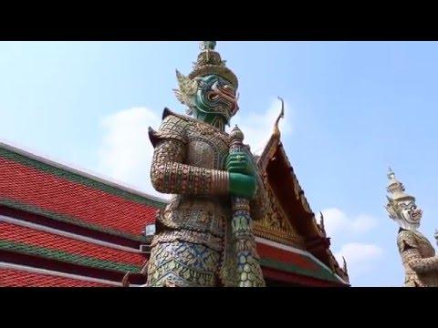 [Cutie Dragon] Sunday in Bangkok - Setting Assignment
