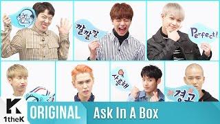 ASK IN A BOX: BTOB(???) _ MOVIE