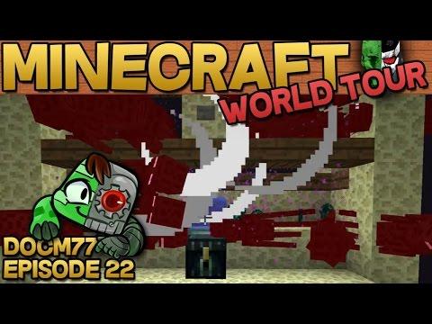 Where is Minecraft? — The Minecraft World Tour — S4E022 | Docm77