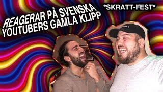 KOLLAR PÅ SVENSKA YT'BERS GAMLA KLIPP *SKRATTFEST* [ft. VALLE]