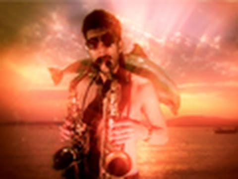 Sexy sax man serenade (prank feat. Sergio Flores)