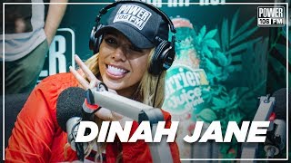 "Dinah Jane talks ""Bottled Up"" ft. Ty Dolla $ign and Her Secret Celebrity Boyfriend"