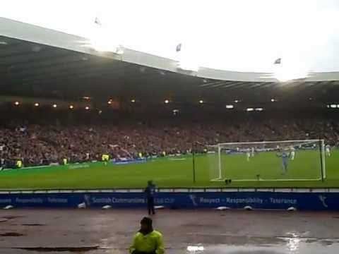 On Tour: Saint Mirren - Hearts 3-2 (Scottish Communities League cup Final - 17-03-2013)