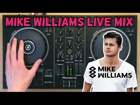 Mike Williams Live Mix 2017 | Pioneer DDJ-RB
