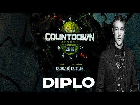 COUNTDOWN 2016  - DIPLO streaming vf
