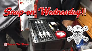 SNAP-ON WEDNESDAY - I'm In Holiday Mode This Month