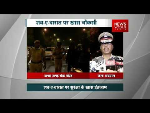 Shab-e-Barat: Delhi Traffic Police Fines Stunt Bikers