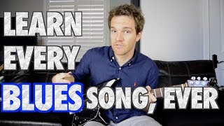 Download Lagu Learn Every Blues Song Ever in 8 Minutes Gratis STAFABAND