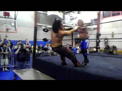 Extreme Rising - June 29 2012 - Matt Hardy vs Jerry Lynn