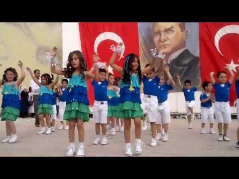 Gazi İlköğretim Okulu Yıl Sonu Gösterisi 2