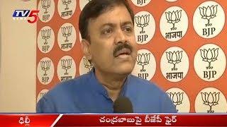 BJP GVL Narasimha Rao On TDP's No Confidence Motion