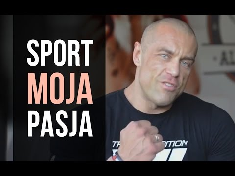 Michał Karmowski: Sport Moja Pasja