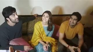 रणबीर कपूर से शादी पर क्या बोल गईं आलिया। नागार्जुन, मोनी राय के साथ ब्रम्हास्त्र बनारस में शूटिंग