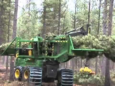 1490d bundler john youtube - Fitor forestal ...