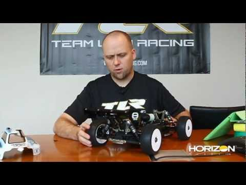 HorizonHobby.com Preview - Team Losi Racing™ 8IGHT 3.0 1/8-scale 4WD Buggy