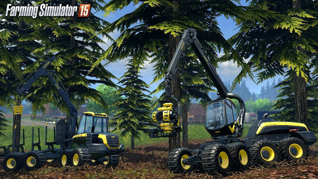 Farm Farming Simulator Farming Simulator 2015
