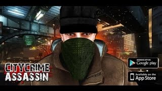 City Crime: Mafia Assassin 3D - Android Gameplay HD - Level 1 - AndroidGameplayNet